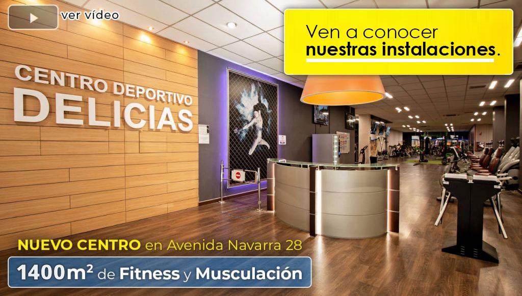 Centro deportivo Delicias super oferta